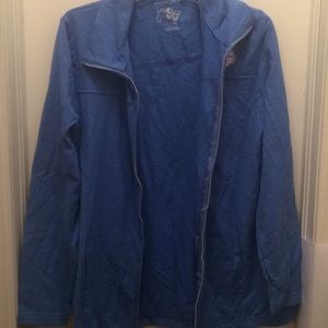 Just my size blue jacket w inner pocket